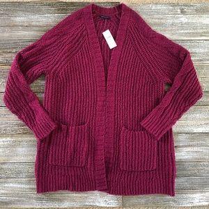 NWT AMERICAN EAGLE chunky knit cardigan